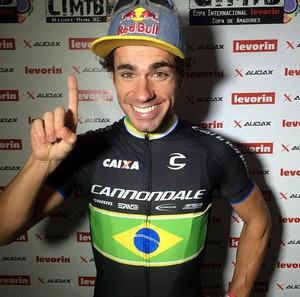 Henrique Avancini vence etapa de Araxá da CIMTB  (Foto: CIMTB/divulgação)