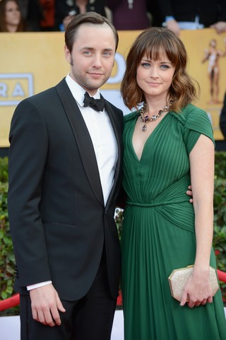 Vincent Kartheiser e Alexis Bledel (Foto: Getty Images)