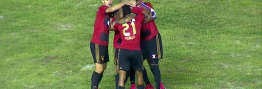 Santos-AP x Sport - Copa do Brasil 2018 - globoesporte.com e6b79164e1948