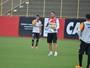 Mancini revela dúvidas, mas confirma time titular sem Leandro Domingues