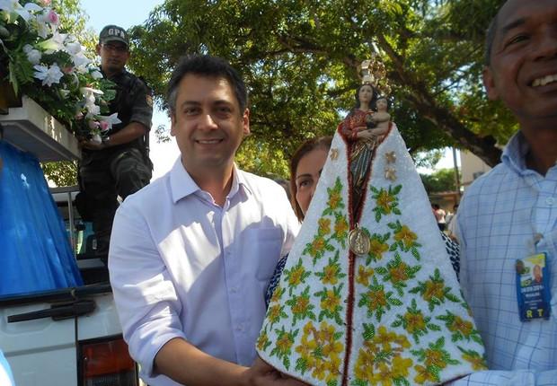 Clécio Luis Vieira (Foto: Divulgação Facebook)