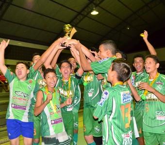 Campeonato Roraimense de Futsal Sub-15, Independente (Foto: Nailson Wapichana)