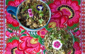 Aprenda duas receitas de cuscuz: de quinoa e de milho