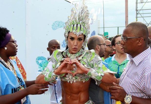Gracyanne Barbosa (Foto: Celso Tavares/EGO)