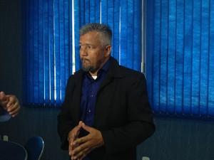 Secretário adjunto da Sejuc, Francisco Borges, diz que  (Foto: Emily Costa/ G1 RR)