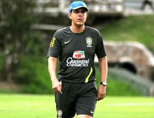 Emerson Avila, Seleção sub-20 (Foto: André Durão / Globoesporte.com)