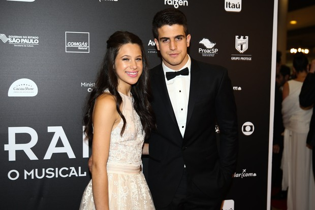 Enzo e Sophia Raia (Foto: Manuela Scarpa / PhotorioNews)