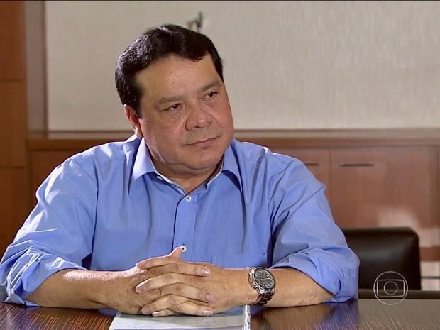 Fantástico mostra novas denúncias contra prefeito de Coari (AM) (Foto: Reprodução TV Globo)