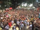 Bloco da Maricota anima foliões no carnaval de Tremembé, SP