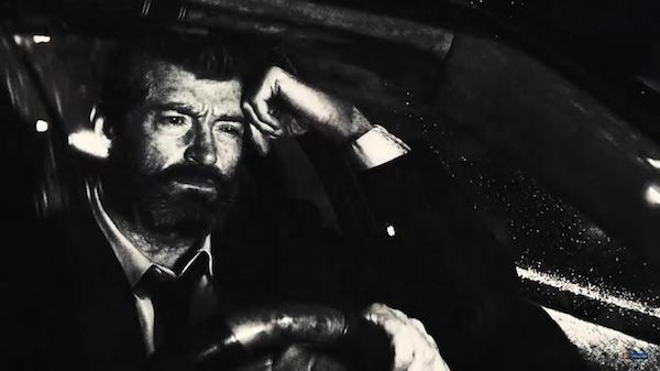 Hugh Jackman no novo clipe de 'Logan' (Foto: Reprodução)