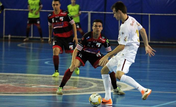 Orlândia x Grêmio Mogiano Liga Paulista de Futsal (Foto: Cleomar Macedo)