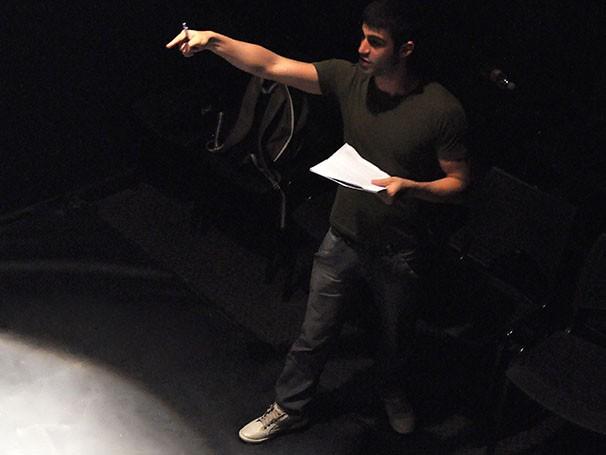 Renato Andrade está com três peças no Teatro Augusta (Foto: Divulgação)