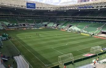 Palmeiras x Atlético-PR: ingressos à venda para estreia no Brasileirão