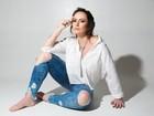Núbia Óliiver em ensaio: 'Me enxergam como uma máquina de sexo'
