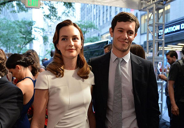 Leighton Meester e Adam Brody (Foto: Getty Images)