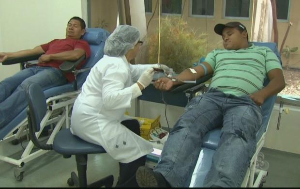 Para ser doador é necessário ter idade entre 18 e 67 anos   (Foto: Roraima TV)