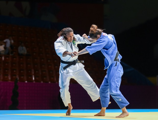rafaela silva judo world combat games rússia (Foto: World Combat Games)