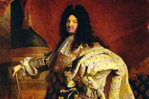 Luís XIV, absolutista francês (Foto: Reprodução)