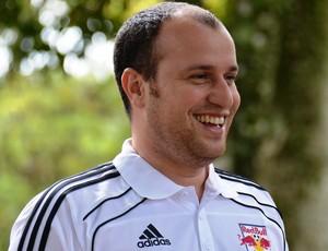 Thiago Scuro, diretor de futebol do RB Brasil (Foto: Divulgação / Red Bull Brasil)