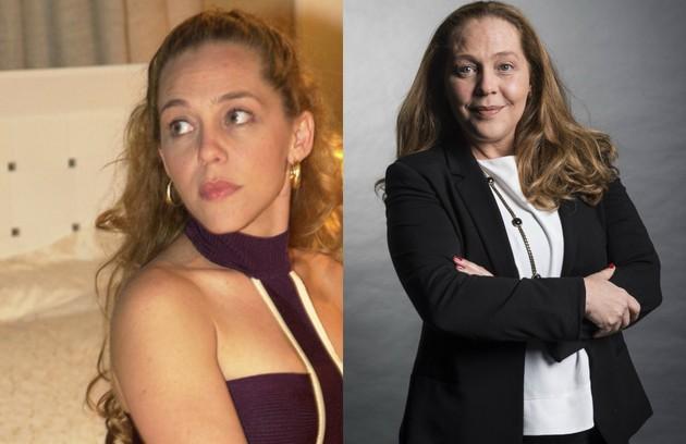 Isabela Garcia interpretou Eliete, amiga de Maria Clara (Malu Mader). Seu último trabalho na Globo foi em 'Êta mundo bom' (Foto: TV Globo)