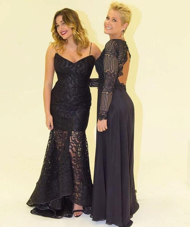 Sasha e Xuxa  (Foto: Instagram / Reprodução)