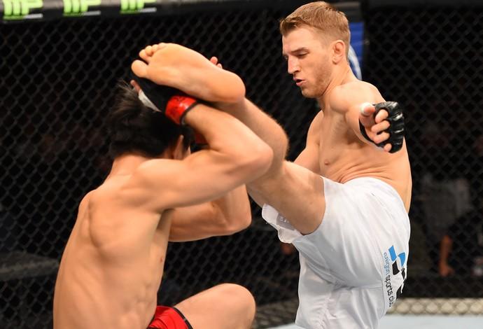 Hatsu Hioki Daniel Hooker, UFC: Hunt x Miocic (Foto: Getty Images)