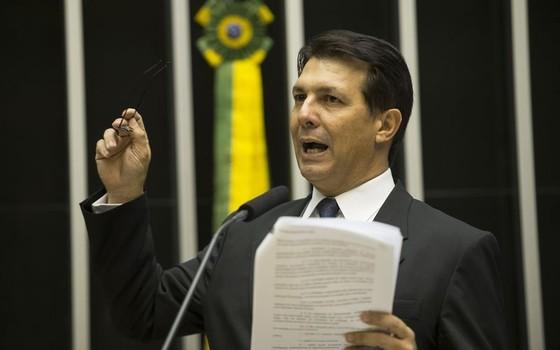 O deputado Arthur Maia (Foto: Marcelo Camargo/Agência Brasil)