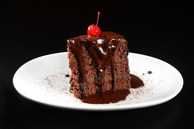 Receita de bolo de chocolate de liquidificador (Foto: Divulgação)
