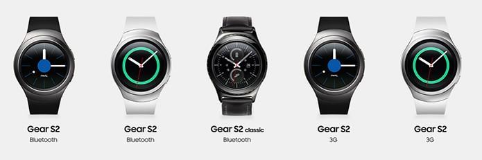 46838f489b1 Gear S2 no Brasil  saiba preços e ficha técnica do relógio da ...