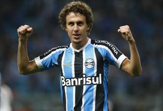 galhardo grêmio (Foto: Lucas Uebel/Grêmio FBPA)