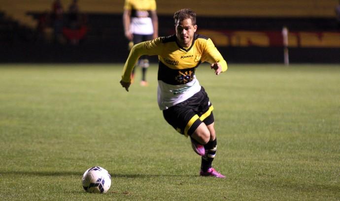 Silvinho Criciuma (Foto: Agência Getty Images)