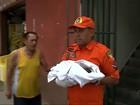 Recém-nascido é abandonado dentro de caixa de sapato em Maceió