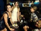 'Quanto mais velha, melhor', diz Dani Sperle festejando 32 anos de vida