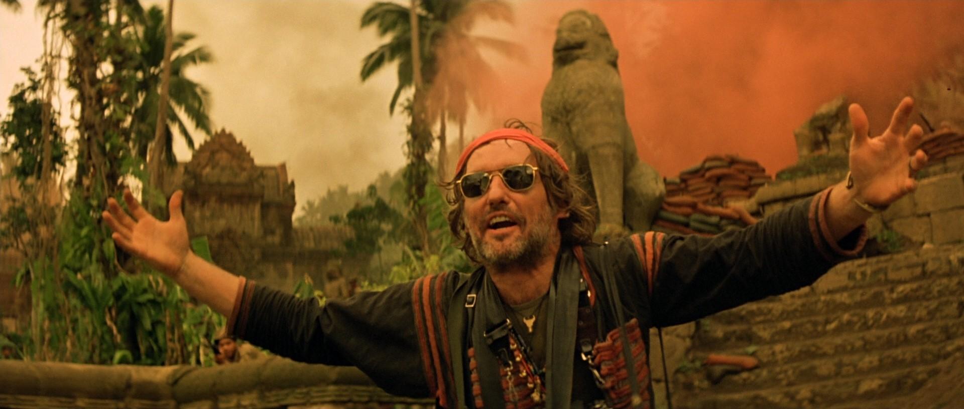 Cena do filme Apocalypse Now (Foto: reprodução)