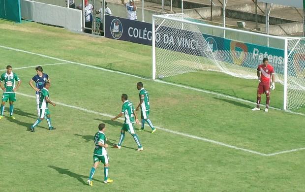 Mamoré x URT - Módulo II do Mineiro 2013 (Foto: Gullit Pacielle)