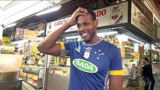 Em alta no Cruzeiro, cubano Leal sonha em jogar Olimpíada pelo Brasil