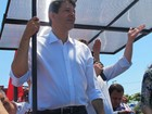 Haddad faz comício nesta segunda-feira com Dilma e Lula