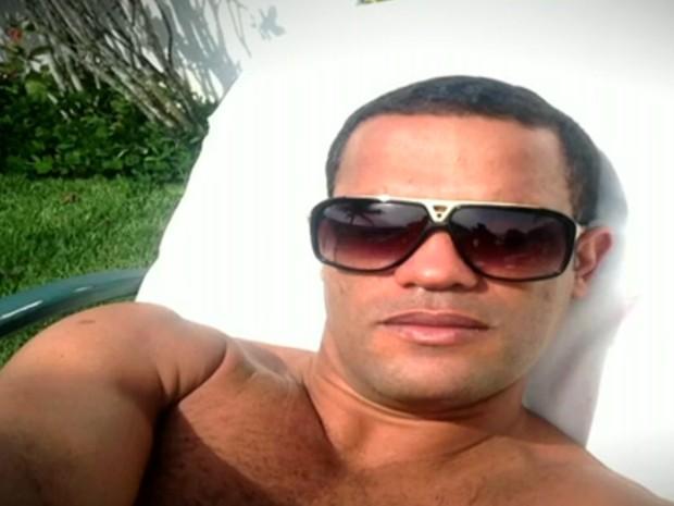 Empresário de jogadores é suspeito de envolvimento em quadrilha de tráfico de drogas (Foto: Reprodução/TV Globo)