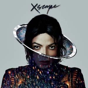 Capa do disco 'Xscape', de Michael Jackson (Foto: Divulgação)