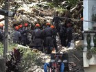 Deslizamento deixa três mortos em Itapecerica da Serra