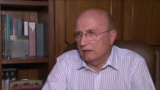 Deputado Osmar Serraglio, do PMDB, é o novo ministro da Justiça