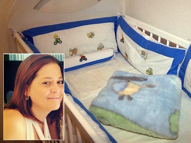 Mãe e filho morrem após parto natural na Santa Casa de Ouro Fino (Foto: Reprodução EPTV / Edson de Oliveira)