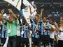 Arrancadas e título respaldam reajuste em renovação de Renato com Grêmio