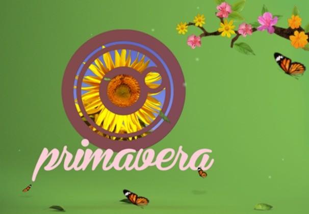 Flores e borboletas dão as boas-vindas à estação mais florida do ano! (Foto: Reprodução / TV TEM)
