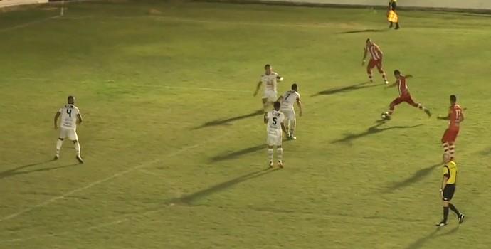 Auto Esporte, Sousa, Léo Lima (Foto: Reprodução / TV Paraíba)