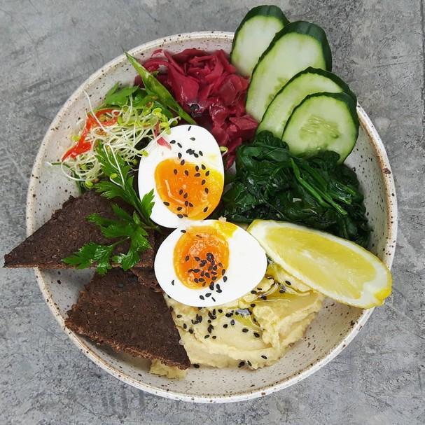 HM Food Cafe (Foto: Instagram/Reprodução)