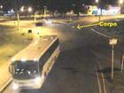 Homem morre atropelado por ônibus na rotatória da PRF, em Maceió