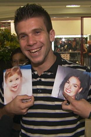 Reproduzindo a foto do perfil (Foto: Mais Você/ TV Globo)