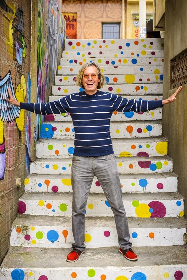 Eduardo Dussek (Foto: Fabio Cordeiro/Ed. Globo)