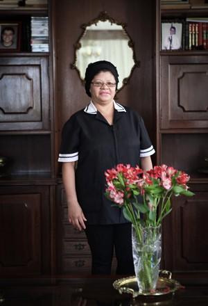 Silvia Maria espera, com novos direitos, conseguir formar poupança (Foto: Caio Kenji/G1)
